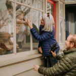 unravelling porch portraits