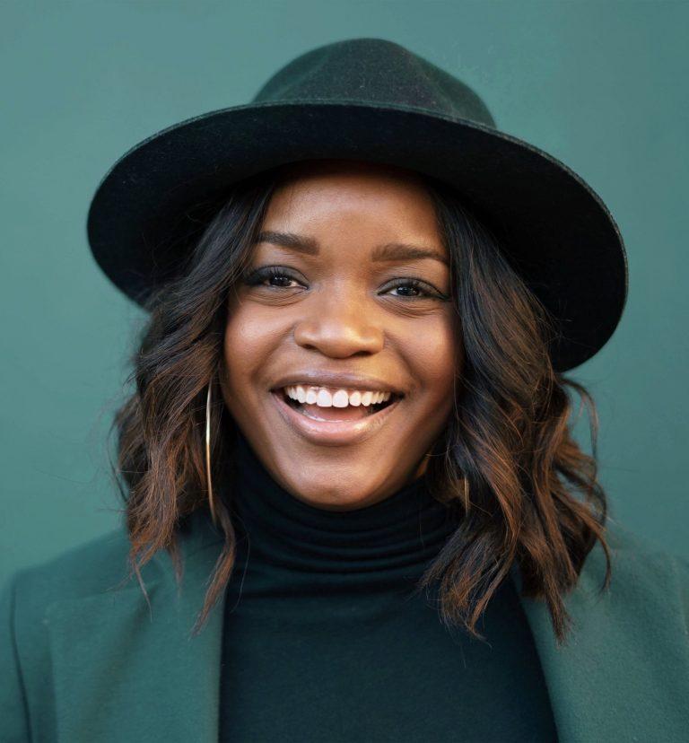 black activist Brittany Packnett Cunningham