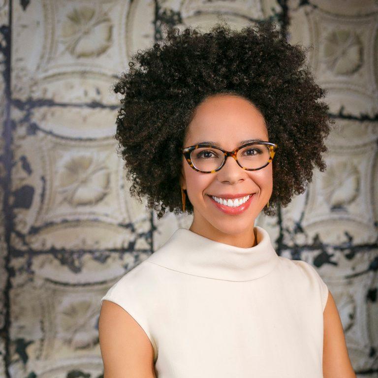 black activist Dr. Ayana Elizabeth Johnson