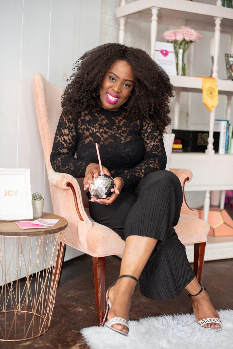 black activist Monique Melton